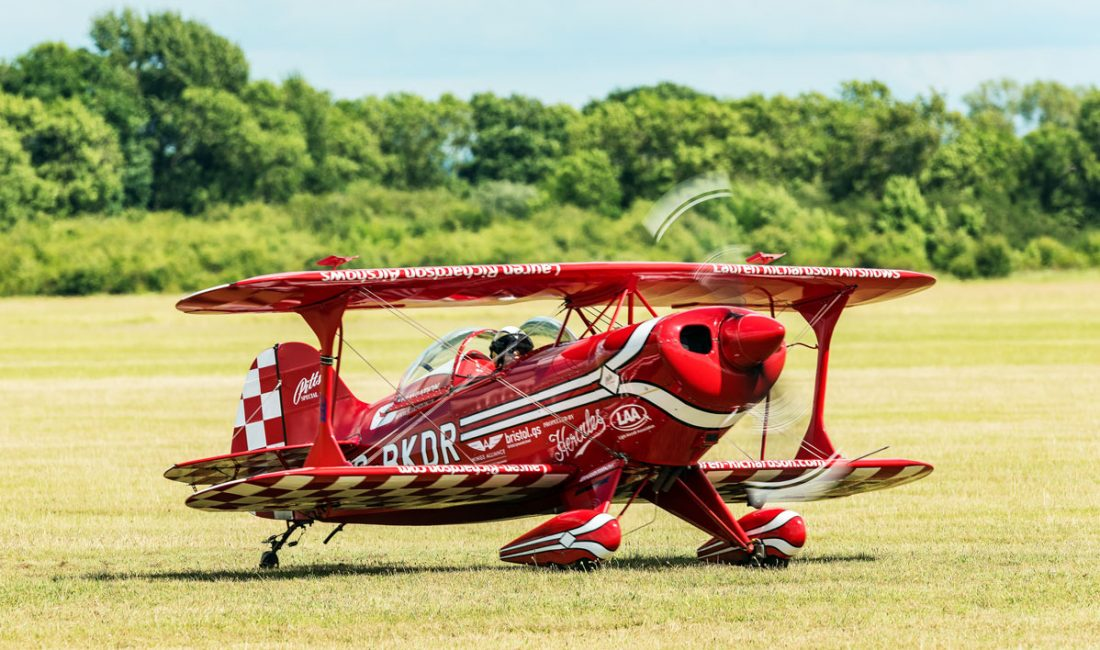 Pitts Special S.iS Bicester 2017