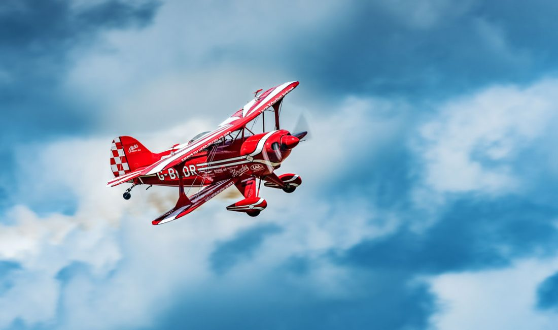 Pitts-Special-Air-Display-Bicester-Flywheel