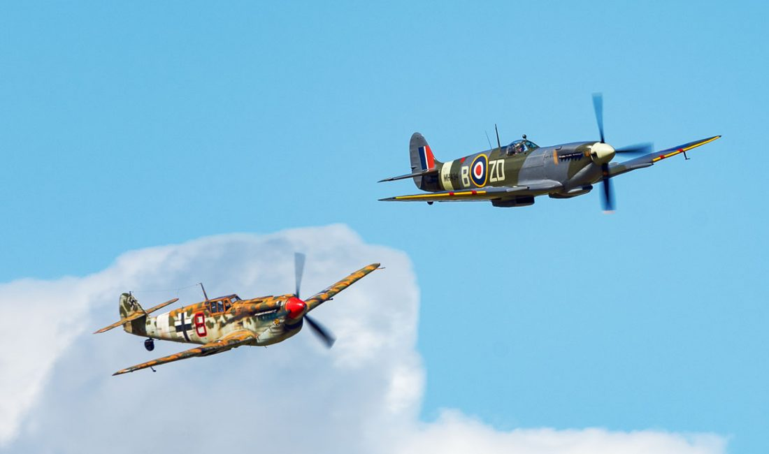Spitfire and Bouchon