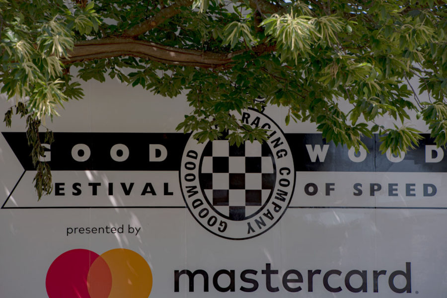 Good Wood Festival of Speed 2019